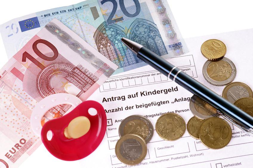 Kindergeld - Zasiłek rodzinny z Niemiec z DORFIN