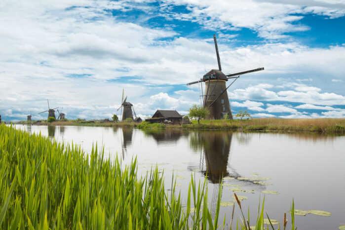 Zwrot podatku z Holandii.