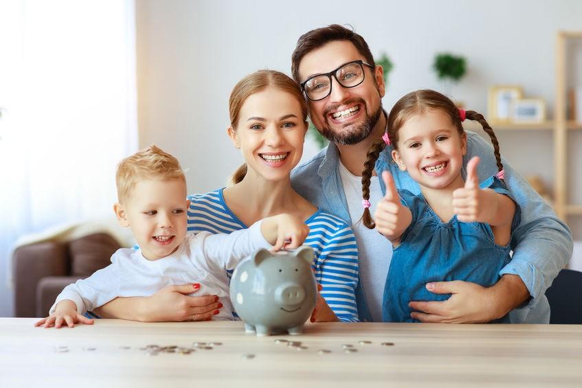 Rozliczenie podatkowe uwzględniające ulgę na dziecko.